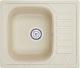Мойка кухонная Granula GR-5801 (брют) -