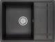 Мойка кухонная Granula GR-6501 (шварц) -