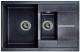Мойка кухонная Granula GR-7802 (шварц) -