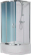 Душевой уголок Sanplast Kpl-KP4/TX5b-90/165-S sbGY -