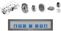 Гидромассажная система Riho Pro 7 -