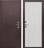 Входная дверь Йошкар Гарда Белый ясень (96x205, левая) -