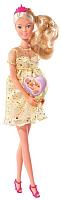 Кукла Simba Штеффи беременная с люлькой 105737084 -