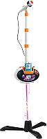 Музыкальная игрушка Simba Микрофон на стойке / 106838615 -