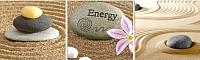 Бордюр Нефрит-Керамика Гармония Energy / 05-01-1-93-03-11-731-2 (90x300, бежевый) -