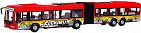 Масштабная модель автомобиля Dickie Городской автобус фрикционный / 203748001 -