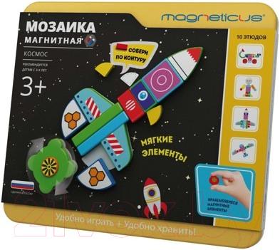 Купить Развивающая игрушка Magneticus, Космос / MС-004, Россия