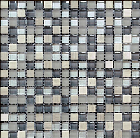 Мозаика Midas Glass&Stone Mosaic A-MMX08-XX-009 (300x300) -