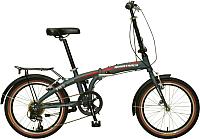 Велосипед Novatrack TG-20 20FATG6SV.GR5 -