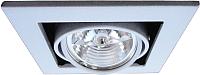 Точечный светильник Arte Lamp Technika A5930PL-1SI -