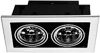 Точечный светильник Arte Lamp Technika A5930PL-2SI -