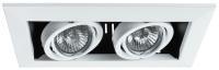 Точечный светильник Arte Lamp Technika A5941PL-2WH -