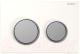 Кнопка для инсталляции Geberit Omega 20 115.085.KL.1 -