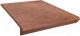 Ступень Opoczno Solar Brown Kapinos 3D OD128-033-1 (300x330) -