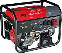 Бензиновый генератор Fubag BS 6600 DA ES (838205) -