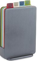 Набор разделочных досок Joseph Joseph Index Mini 60098 (графит) -