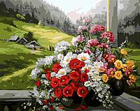 Картина по номерам Picasso Альпийский пейзаж (PC4050206) -