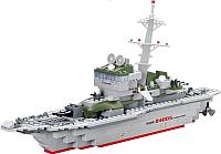 Конструктор Kazi Военный корабль 84005 -