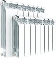 Радиатор алюминиевый Rifar Alum 350 (13 секций) -