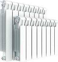Радиатор биметаллический Rifar Monolit 500 (12 секций) -