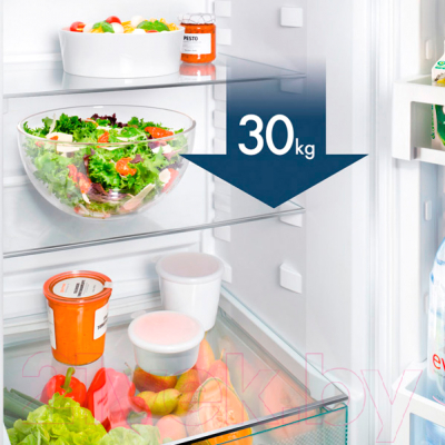 Холодильник с морозильником Liebherr CNPel 4813