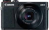Компактный фотоаппарат Canon Powershot G9X II BK (1717C013) -