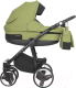 Детская универсальная коляска Riko Re-Flex 2 в 1 (05/green olive) -