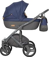 Детская универсальная коляска Riko Vario 2 в 1 (05/denim) -