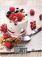 Кухонные весы Scarlett SC-KS57P22 (здоровый завтрак) -