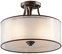 Потолочный светильник Elstead Kichler Lacey Small (KL/Lacey/SF MB) -