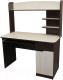 Компьютерный стол Мебель-Класс Лидер (венге/дуб шамони) -