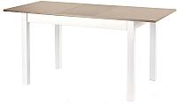 Обеденный стол Halmar Maurycy (дуб сонома/белый) -