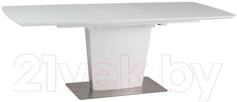 Купить Обеденный стол Signal, Felipe (белый), Польша