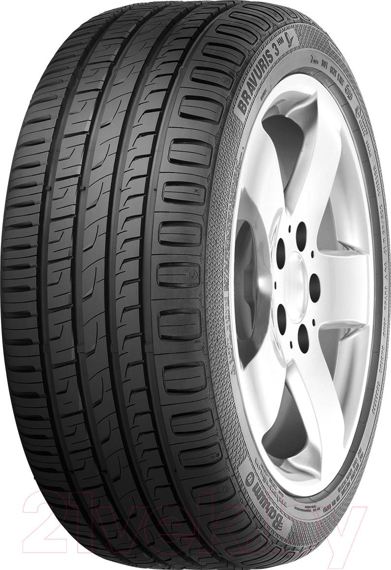 Купить Летняя шина Barum, Bravuris 3 HM 205/50R16 87Y, Германия
