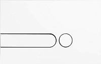 Кнопка для инсталляции Jacob Delafon E4326-00 (белый) -