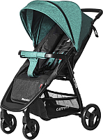 Детская прогулочная коляска Carrello Maestro CRL-1414 (зеленый) -