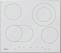 Электрическая варочная панель Midea MC-HF661 (белый) -