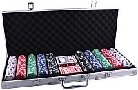 Набор для покера Shark CGI-500 -