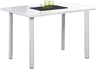 Обеденный стол Halmar Adonis (белый) -