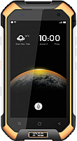 Смартфон Blackview BV6000S (желтый) -