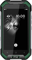 Смартфон Blackview BV6000S (зеленый) -