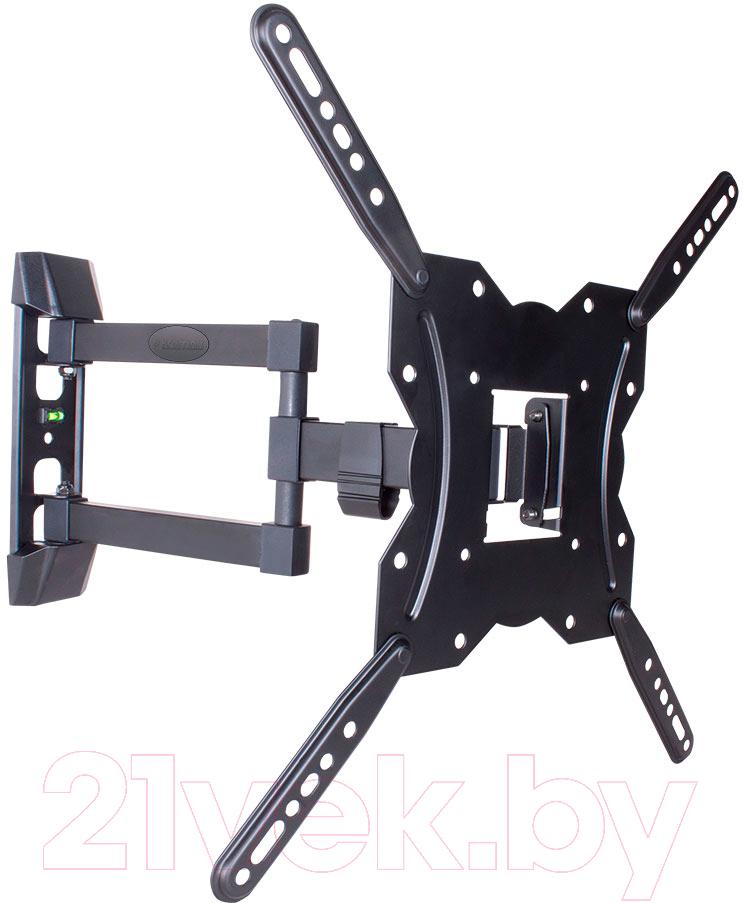 Купить Кронштейн для телевизора Kromax, Galactic-40 (черный), Китай, сталь
