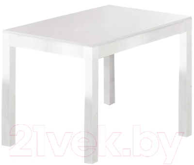 Обеденный стол Halmar Maurycy (белый)