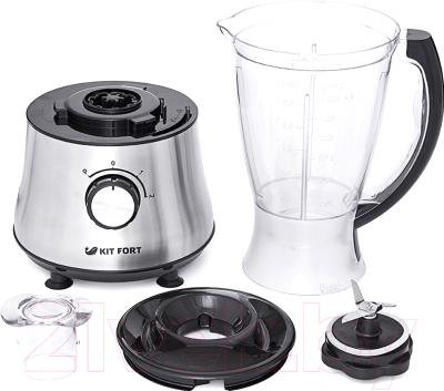 Кухонный комбайн Kitfort KT-1319