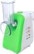Овощерезка электрическая Kitfort KT-1318-3 (зеленый) -