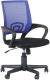 Кресло офисное Chairman 696 TW (синий) -