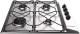 Газовая варочная панель Indesit PAAI 642 IX/I EE -
