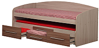 Двухъярусная кровать Олмеко Адель-5 (ясень шимо т./ясень шимо св.) -