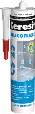 Герметик силиконовый Ceresit CS 25