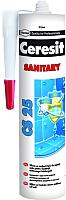 Герметик силиконовый Ceresit CS 25 (280мл, лиловый) -